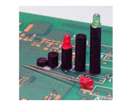 Round LED Holders, Round LED Holder, Manufacturer, Pune, India